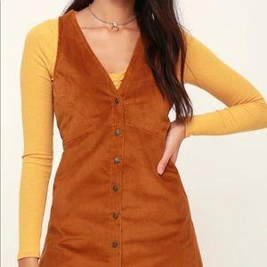 Rustic dress